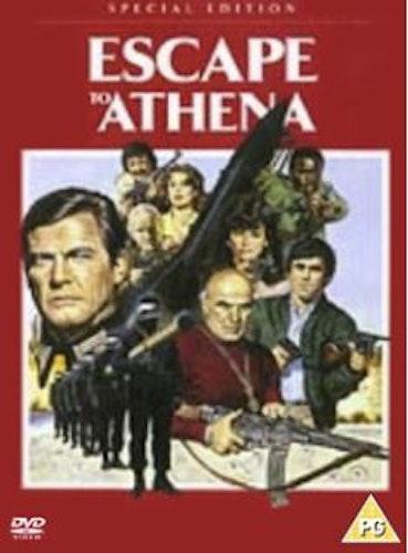 Escape to Athena DVD (Import) från 1979