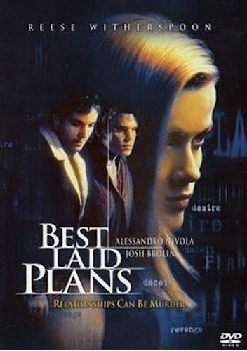 Best laid plans DVD