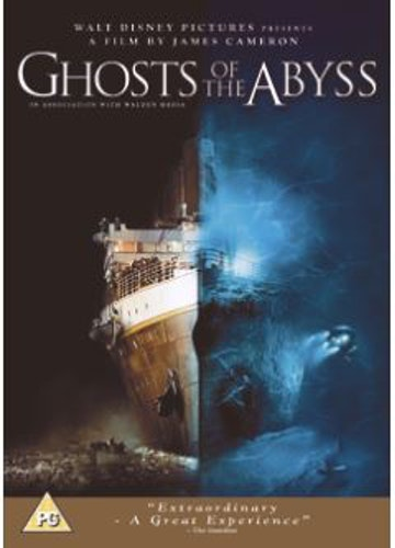 Ghosts of the Abyss DVD (Import)