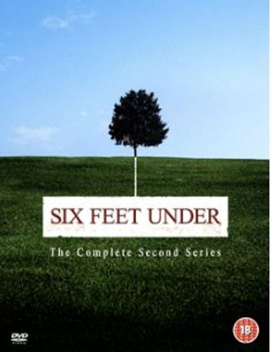 Six feet under - Säsong 2 (5-disc) DVD import)