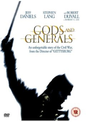Gods and Generals DVD (Import Sv.Text)