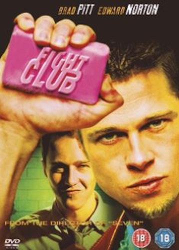 Fight Club DVD (Import)