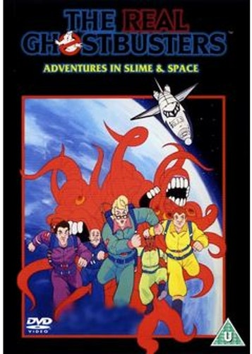 Ghostbusters - Real Ghostbusters Adventures In Slime DVD (import)