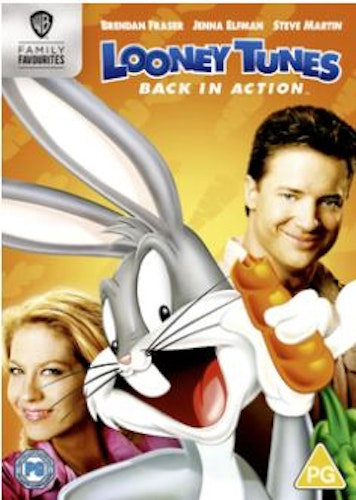 Looney Tunes - Back in action DVD (Import)
