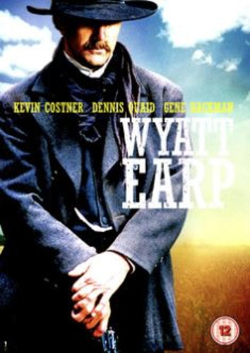 Wyatt Earp DVD (Import) från 1994