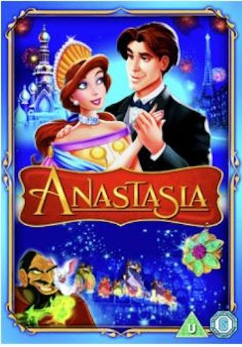 Anastasia DVD (Import Sv.Text)