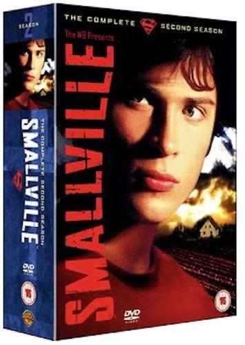 Smallville - Säsong 2 (6 Disc Box) DVD (Import)