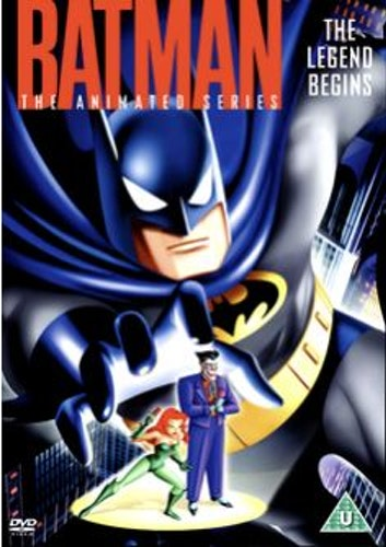 DC Batman - The Animated Series - The Legend Begins DVD (import)