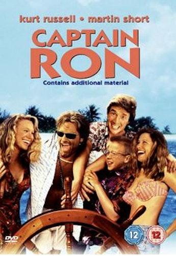 Captain Ron DVD (Import Sv.Text)