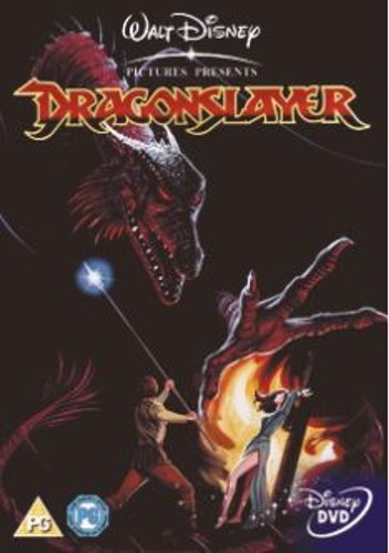 Dragonslayer DVD (Import Sv.Text) från 1981