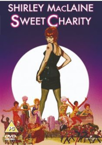 Sweet Charity DVD (Import Sv.Text)