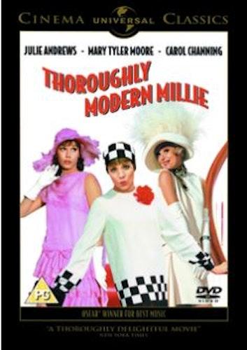 Thoroughly modern Millie DVD (Import Sv.Text) från 1967