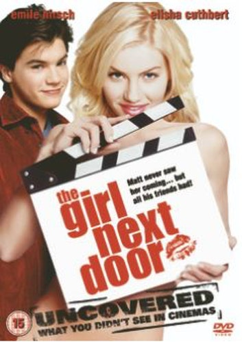 The Girl Next Door - Uncovered DVD (import)