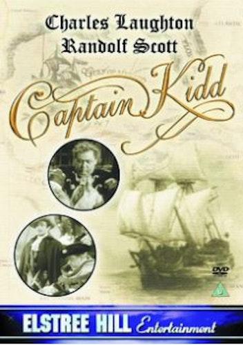 Captain Kidd DVD (import)