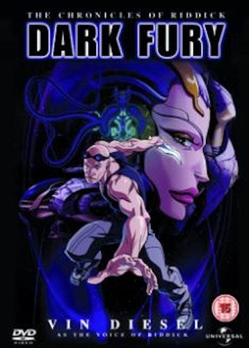The Chronicles of Riddick - Dark fury DVD (Import)