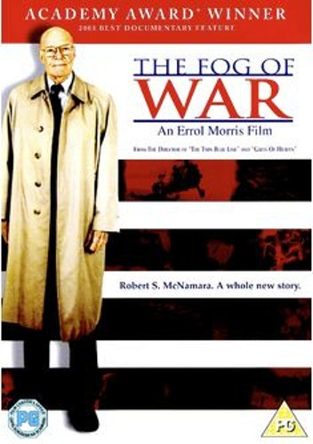 The Fog of War DVD (Import Sv.Text)
