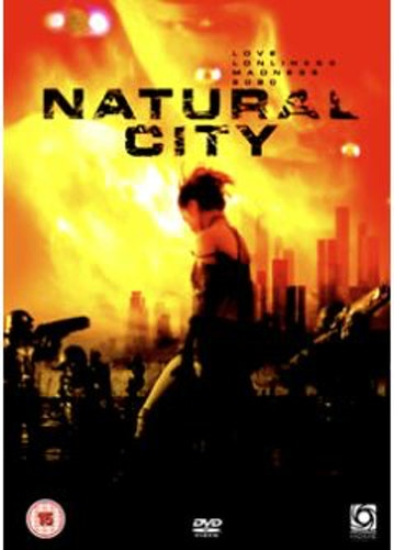 Natural City DVD (Import)