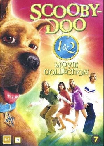 Scooby-Doo: 1 & 2 DVD