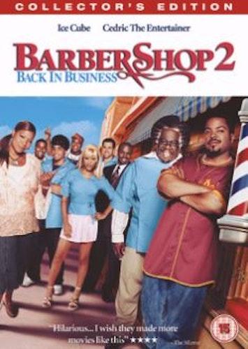 Barbershop 2 - Back in business DVD (Import)