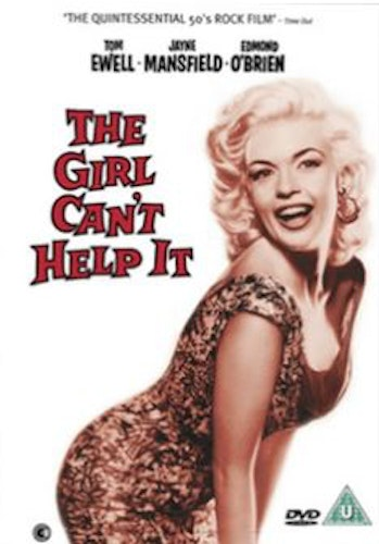 The Girl can't help it DVD (Import)