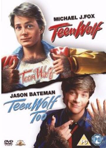 Teen Wolf+Teen Wolf Too DVD (Import Sv.Text)