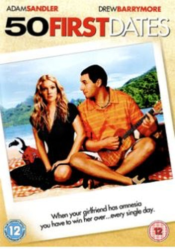 50 First Dates DVD (Import Sv.Text)