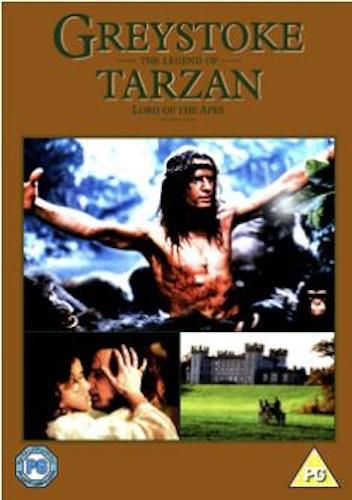 Greystoke - The Legend Of Tarzan DVD (import)