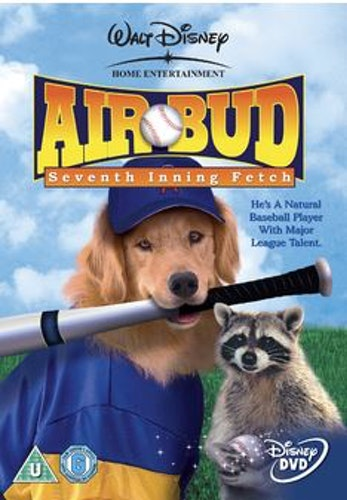 Air Bud 4 - Seventh Inning Fetch DVD (import)