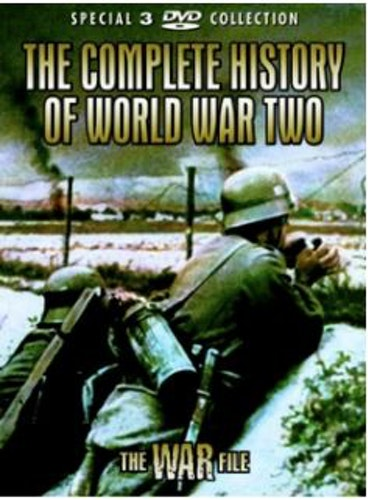The Complete History Of World War II DVD (import)