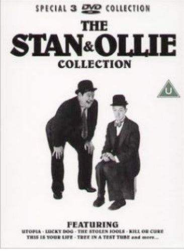 Laurel and Hardy - The Stan and Ollie Collection (6 Films) DVD (import)
