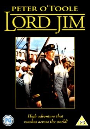 Lord Jim DVD (import)