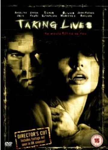 Taking Lives  DVD (import)