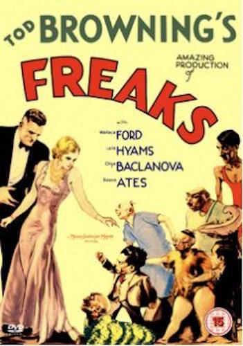 Freaks DVD  (Import Sv.Text)