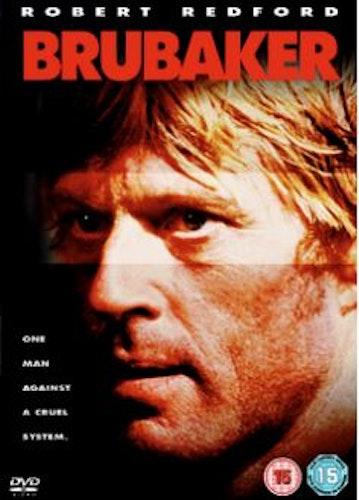 Brubaker DVD (import Sv text)