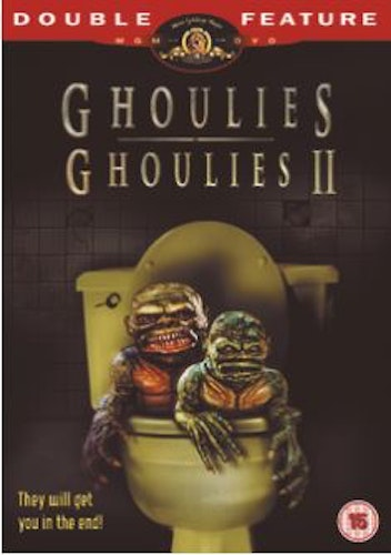 Ghoulies 1 & 2 DVD (Import Sv.Text)