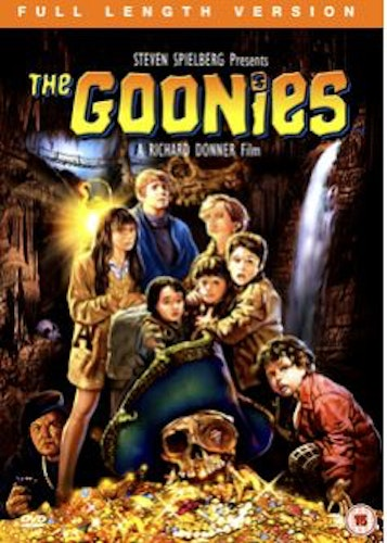 The Goonies DVD (import)