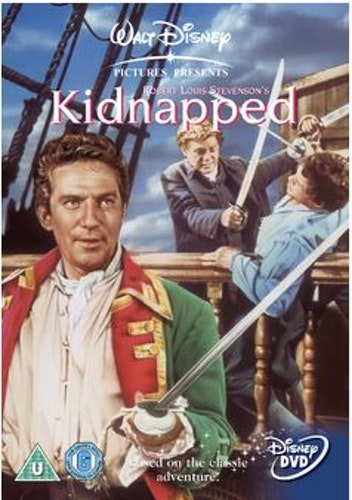 Kidnapped DVD (Import Sv.Text)