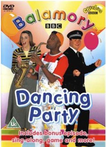 Balamory - Dancing Party DVD (import)