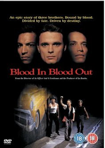 Blood in, Blood out DVD (Import)