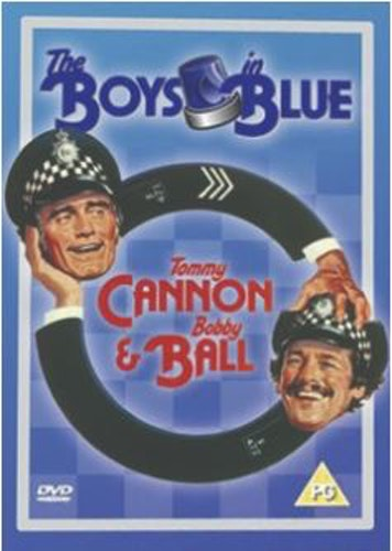 The Boys In Blue DVD (import)