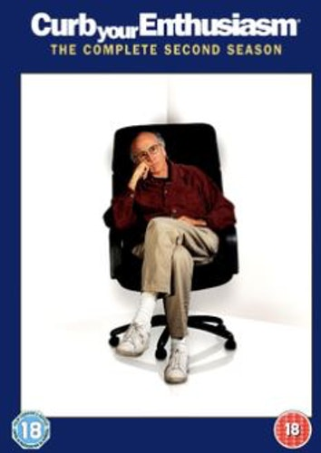 Curb Your Enthusiasm Säsong 2 DVD (Import Sv.Text)