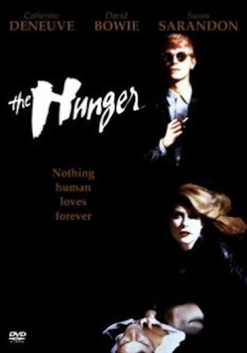 The Hunger DVD (Import)