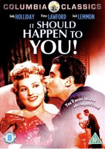 It should happen to you DVD (Import)