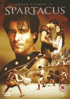 Spartacus - Miniseries DVD (Import)