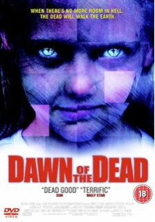 Dawn Of The Dead DVD (import)
