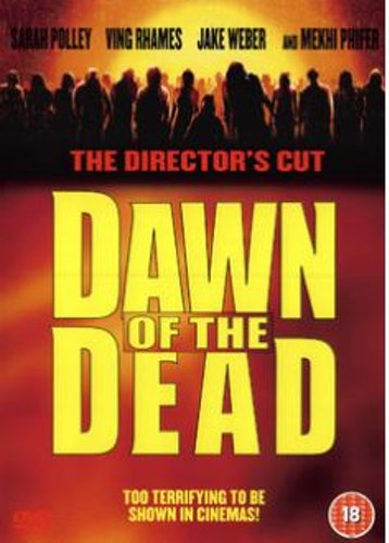 Dawn Of The Dead - The Directors Cut DVD (import)