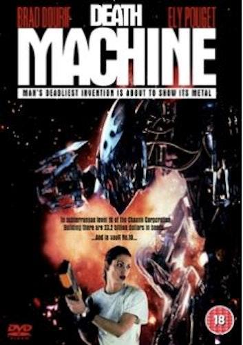 Death machine DVD (Import)