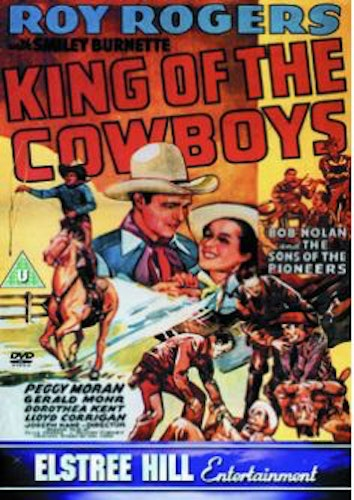 King Of The Cowboys DVD (Import)