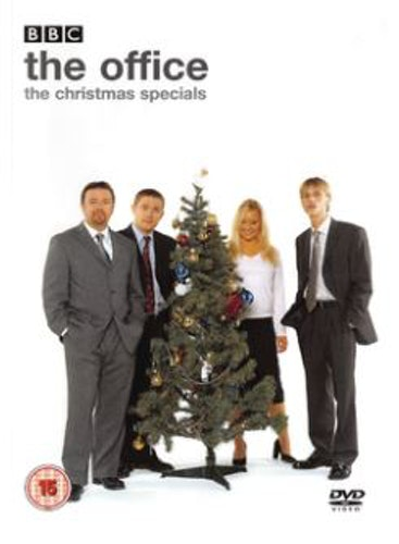 The Office - Julfesten DVD (import)