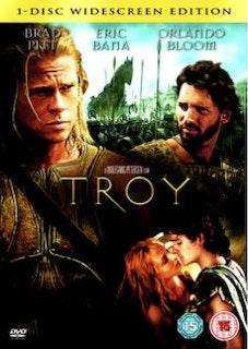 Troja DVD (Import Sv.Text)